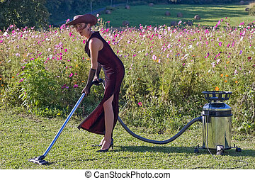 sexy nature cleaner