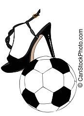sexy, piłka nożna