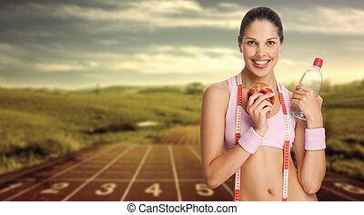 sexy, runner.