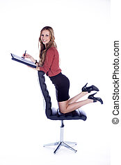 sexy, segretario