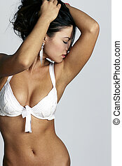 Sexy underwear model  - Sexy bikini model