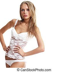 sexy unterwäsche, modell