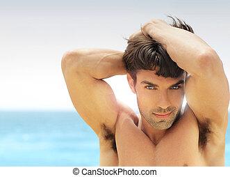 sexy, uomo