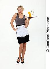 Sexy Waitress