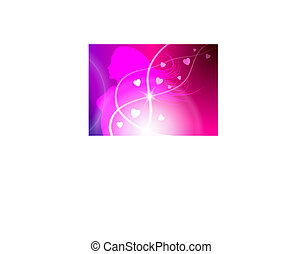 Sexy Woman Celebration with Light Streak Original Vector Illustration