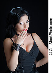 Very young sexy pot smoker — photo 5
