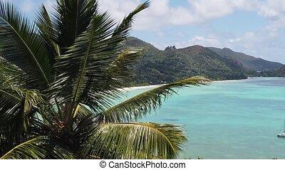 Seychelles tropical luxury destination