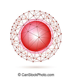 sfera, collegato
