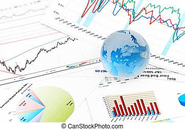 sfera cristallo, finanziario