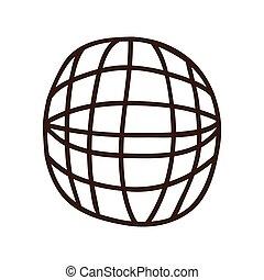 sfera, rete globale