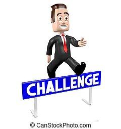 sfida, 3d