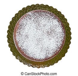 Sfoglio. cake typical of Polizzi Generosa,Sicily