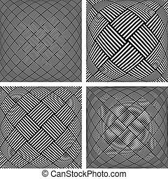 sfondi, set., textured, astratto