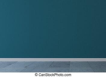 sfondo bianco, pietra blu, pavimento, parete