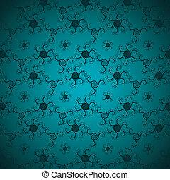 sfondo blu-verde