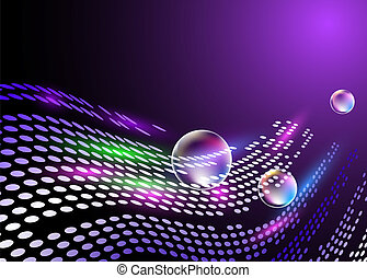 sfondo digitale