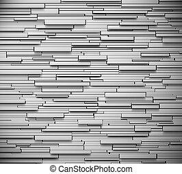 sfondo grigio, struttura