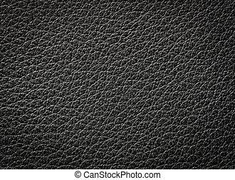 sfondo nero, struttura, cuoio