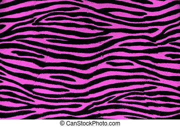 Rosa Strisce Zebra