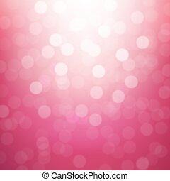 sfondo rosa, sfocato