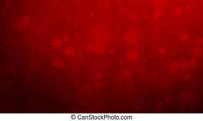 Loopable Particelle Sfondo Rosso Hd Bello Installazioni