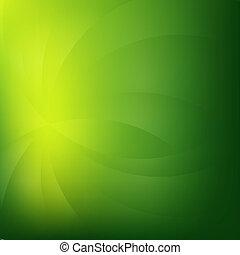 sfondo verde, natura