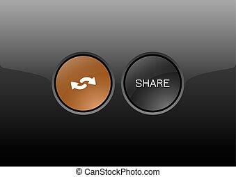Sgare Button