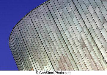 shánět se slupka, architektura