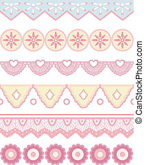 Shabby Chic Dividers