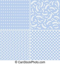 Shabby Chic floral Patterns