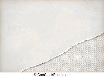 Shabby Old Paper Vintage Background