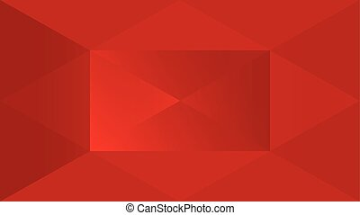 shade of red abstract vector background