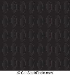 Shades of Dark Ovals Seamless Background Tile