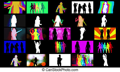 shadow dancers - compilation of shadow dancer images put ...
