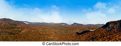 Shadow of the Bear Panoramic