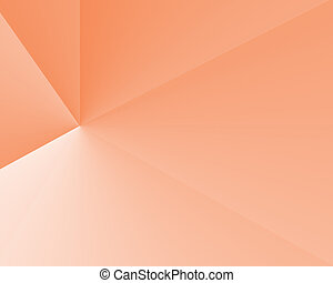 Shadows - Abstract five-corner background