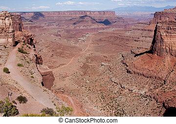 shafer, kanyon, elkerüli figyelmét
