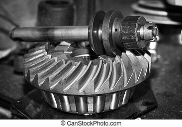 Shaft of car automatic transmission