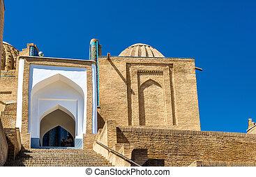 Shah-i-Zinda, a muslim necropolis in Samarkand - Uzbekistan
