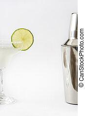 shaker, coquetel, margarita