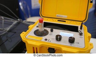 shaker, industriel, explosion, portable, calibrage, -, ...