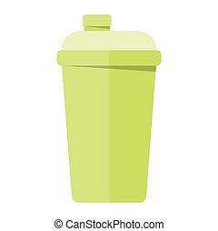 Shaker sport drink