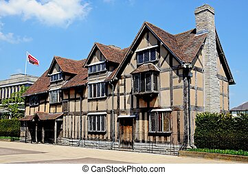 Shakespeares Birthplace.