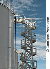Shakhtnaya ladder.