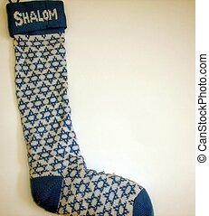 Shalom Stocking