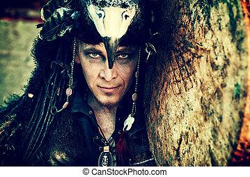 shaman, foto