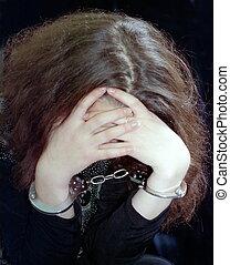 shame - criminal women