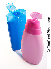 Shampoo bottles - Shampoo bottle-hygienic accessory