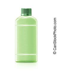 shampoo, garrafa