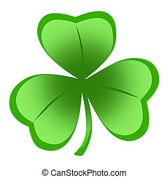 Shamrock - Irish shamrock ideal for St Patrick\'s Day...
